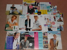 20+ CODY SIMPSON Magazine Clippings