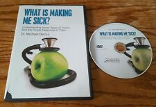 What Is Making Me Sick? (DVD) Dr. Michael Bernui Vision Forum Ministries toxins