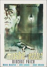 """Poster The Mad Magician 1954 Italian 4 Fogli 55""""x77.5"""" VF 8.0 Vincent Price"""
