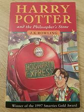 Harry Potter and the Philosopher's Stone 1st edition paperback 36th print run