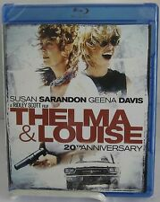 Thelma And Louise (Blu-Ray - Feb/2011) 1991 Comedy w Susan Sarandon, Geena Davis