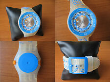 "SWATCH Fun Scuba ""BLUE OXYGEN"" Ref. SUGK107 - Vintage Watch - Orologio del 2004"