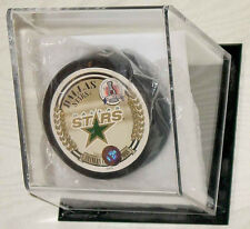 DALLAS STARS 1999 STANLEY CUP CHAMPIONS PUCK W/ CASE X2