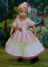 """Spring Pastels"" Dress, Outfit, Clothes for 13"" Dianna Effner Little Darling"