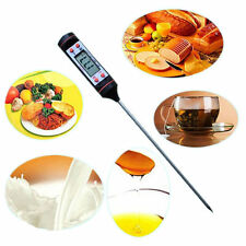 Digital Cooking Thermometer Food Probe Meat Kitchen BBQ Temperature Optional