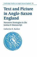 Text and Picture in Anglo-Saxon England : Narrative Strategies in the Junius...
