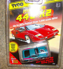 """NEW"" TYCO NISSON #3 440X2 HO SLOT CAR"