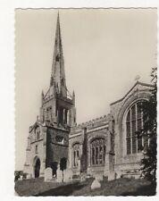 Parish Church Thaxted Essex RP Postcard 521a