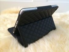 Apple iPad Mini Great Quality Smart Cover Case ---black (screen protector x1)