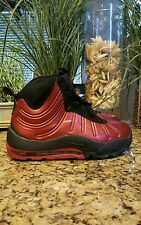 Nike Air Max Bakin Boot (GS), Sz 6Y Red, Foamposite,  DS Cranberry