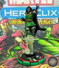 Heroclix Clobberin time #075 Dr. Doom rouge