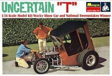 1970s MONOGRAM Uncertain T model replica fridge magnet - new!