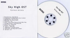 SKY HIGH OST UK promo test CD Bowling For Soup Skindred They Might Be Giants
