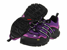 New adidas Kids Terrex Low Trail Shoes Sneakers Boots Purple Girl 7 youth 39 eur