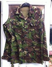 British Army Woodland DPM combat shirt