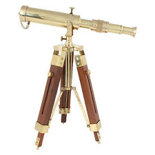 Artshai small size Nautical and Vintage decor Telescope with tripod stand