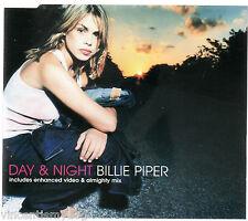 BILLIE PIPER - DAY & NIGHT cd1 (3 tracks & video, CD single)