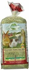 Oxbow Animal Health Western Timothy Hay for Pets, 15-Ounce , New, Free Shipping
