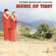 The Deben Bhattacharya Collection - Music of Tibet