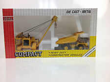 JOAL CAT CATERPILLAR PIPELAYER & DUMP TRUCK # 381 / 1:50 SCALE