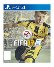 FIFA 17 PS4 Sony PlayStation 4, 2016 NEW FACTORY SEALED