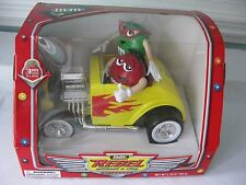 """M & M CANDY DISPENSER~""""REBEL WITHOUT A CLUE""""~JALOPY~IN ORIGINAL BOX"""