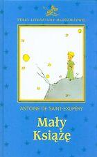 POLISH BOOK - Maly Ksiaze/Mały Książę Antoine de Saint-Exupery - POLSKA KSIAZKA
