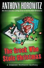 The Greek Who Stole Christmas (Diamond Brothers Mysteries), Anthony Horowitz