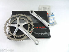Campagnolo Record 10 Speed Crankset 170mm 53-39 Ultra Drive EPS Bike NOS