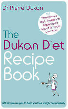 The Dukan Diet Recipe Book, Pierre Dukan, New