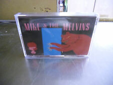 Mike & The Melvins Three Men and A Baby (ORANGE Colored Cassette Tape) NEW