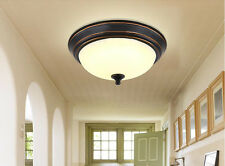Home 40w LED Ceiling Round Down Light Lamp Flush Mounted Recessed 3005
