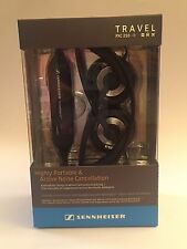 Sennheiser Travel PXC 250 II Collapsible Noise-Canceling Headphones New in Box