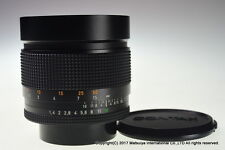 Carl Zeiss Contax Planar T * 85mm f/1.4 MMG Excellent+