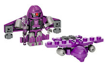 Transformers Kreon Kre-O Micro Changers Figure G1 Wave 2 Decepticon Lugnut