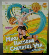 Hatsune Miku Cheerful Japan! 1/8th Scale Figure by GSC / AUTHENTIC! US Seller