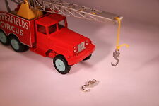 Hook for Corgi 1121 Chipperfields Crane (Reproduction)