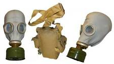 Adult GP5 Russian Civilian Gas Mask 40mm Filter Haversack Bag NBC Halloween S