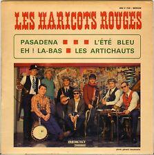 """LES HARICOTS ROUGES """"PASADENA"""" 60'S EP DUCRETET THOMSON 460V758"""