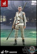 1/6 Star Wars Rey Resistance Outfit Movie Masterpiece Series Hot Toys