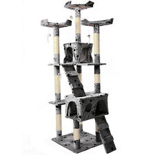 "NEW Cat Tree Tower 66"" inch high Condo Furniture Scratching Post"