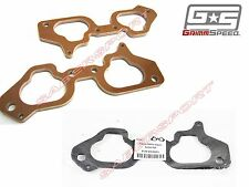 GRIMMSPEED 8MM PHENOLIC THERMAL MANIFOLD SPACER + GASKETS FOR 02-10 WRX STI LGT