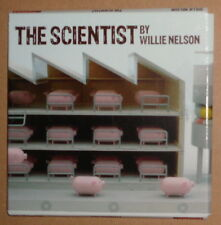 Willie Nelson - The Scientist - Promo CD. Rare. 3 tracks. Near Mint. 2011