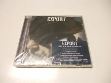 """Export """"Living in the fear of the private Eye""""Rock Candy Records reissue cd 2010"""