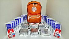 15 Day Disaster Emergency Survival Kit Bug Out Bag Earthquake FOOD & WATER