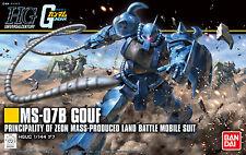 BANDAI HG Mobile Suit Gundam 1/144 MS-07 Gouf REVIVE Ver. HGUC USA Seller 202301