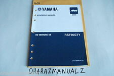 2009 YAMAHA RST90GTY Assembly Manual