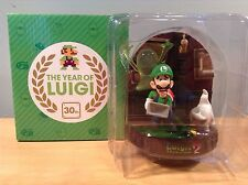 Club Nintendo Year of Luigi Luigis Mansion 2 30th Anniversary Diorama Statue
