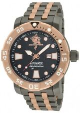 Invicta 14241 Men's Sea Base Swiss Made Automatic Titanium Bracelet Watch