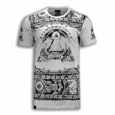 NEW Men Short Sleeves Eye Of Providence Triangle The Great Seal All Men Sizes